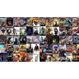 Combos Juegos Clasicos Ps3 Varios Títulos Digital