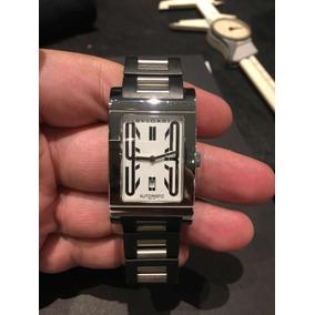 c62b56ac804 Relógio Bvlgari Rettangolo Ref  Rt45s L3015 De Luxo - Relógios De ...