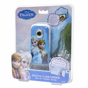 Camara De Video Infantil Usb Disney Frozen