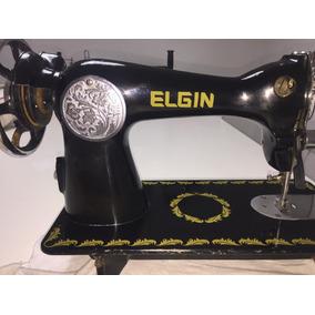 Máquina De Costura Elgin Retro Lindíssima Década De 60