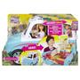 Barbie Casa Movil De Perritos Mattel
