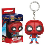 Spiderman Traje Casero Spiderman Homecoming Funko Llavero