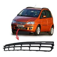 Grade Inferior Parachoque Fiat Idea 2006 A 2010 Original