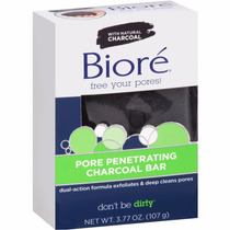 Biore Charcoal Bar Pore Penetrating Sabonete - Original !!!