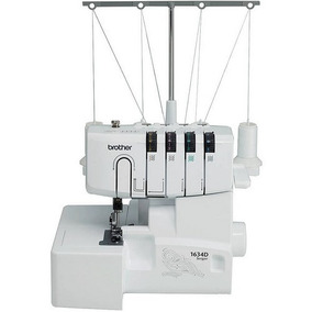 Maquina Overlock Brother 1634d.