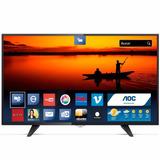 Tv Led Lcd Aoc 43 Smart Wifi Hdmi Usb Digital Gtía 2 Años