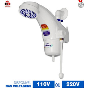 Ducha Eletrônica Sintex Turbo 220v 6500w