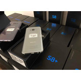 Samsung S8 Plus 64gb 6.2 Pulg 4gb Ram Cont Agua Desbl Iris