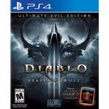 Diablo Iii Reaper Of Souls Juego Físico Ps4 Nuevo Sellado