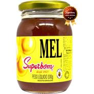 Mel De Abelha 330g - Superbom
