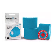 Spider Tech Cinta Kinesio Tapping Tape 50mm X 5m Vs Colores