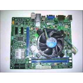 Tarjeta Madre Intel (r) Genuine Dh61ho Perfecto Estado