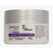 Mascara Matize Blond Girass 250g