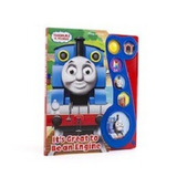 Libro Musical Thomas Y Amigos / Outlet-toys