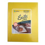 Cuaderno Tapa Dura Exito 200 Hojas Rayadas 16x21 Cm Amarillo