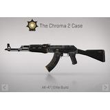 Cs:go Skin - Ak-47 | Porte De Elite ( Pouco Usada )