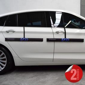 Protetor De Porta Magnético Para Carro - Par Preto