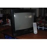 Televisor Tophouse 14¨ V.bosch( Para Repuestos O Reparar )