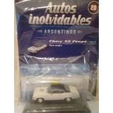 Chevy Ss Inolvidables Argentinos Salvat 1/43 Nuevo Sellado