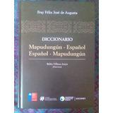 Diccionario Mapuche Fray Félix José De Augusta