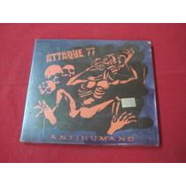 Attaque 77 - Antihumano - Ind Arg
