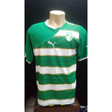 Camisa Costa Do Marfim Away Puma 2010 - Tam. G