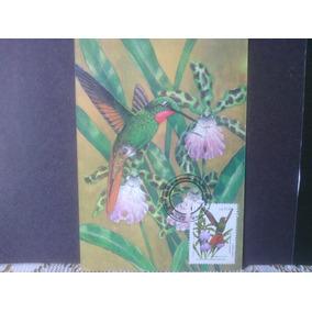 Crt1 - Um Cartão Do Brasil Comemorativos