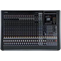 Mesa De Som Analógica Yamaha Mgp24x - 24 Canais - Oficial