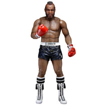 Clubber Lang (black Trunks Ver.) - Rocky Iii - 40th - Neca
