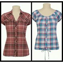 Camisas A Cuadros