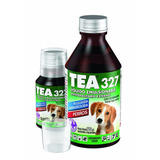 Tea327 Liquido Emulsionable Mata Pulgas Y Garrapatas 120 Ml