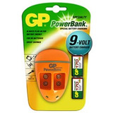 Cargador Power Bank 170 9v Baterias Recargables Con 2 Pilas