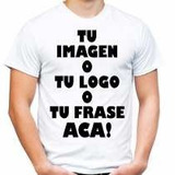 Venta De Remeras Estampadas Y Subliminadas