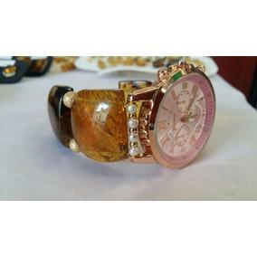 Reloj Con Extensible De Ámbar Chiapaneco