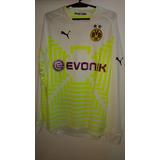 Buzo De Arquero Del Borussia Dortmund