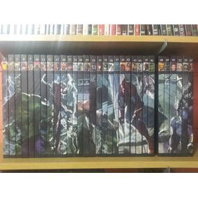 Frete Grátis! Lote Graphic Novels Marvel Salvat - 4 Livros