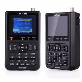 Localizador Satelites Satlink Ws 6906 Finder