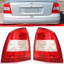 Lanterna Traseira Astra Sedan 98 99 2000 2001 2002 Tricolor
