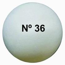 Esferas De Telgopor Nº 36 X Unidad