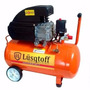 Compresor De Aire Lusqtoff 50 Litros 2.5.hp Cuotas S/interes