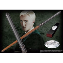 Noble Collection Varinha Draco Malfoy - Harry Potter