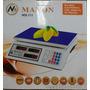 Balança Digital Maxon Mx111 Comercio Residencia Damadores
