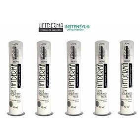 Liftderma - 100% Original E Lacrado - Kit C/ 05 Frete Gratis