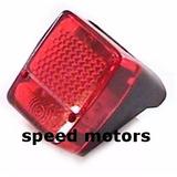 Faro Trasero Zanella Due V3 New Fire 50 70 Comp Speed Motors