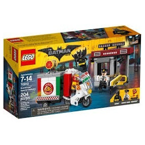 Lego 70910 Entrega Especial Espantapajaros The Batman Movie
