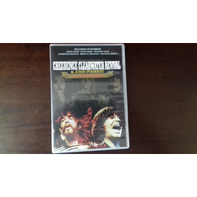 Dvd Creedence Clearwater Revival & Jonhn Fogerty