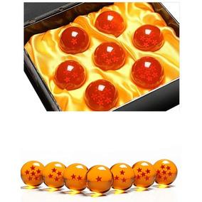 7 Esferas Do Dragao Dragon Ball Z Para Coleção Colecionador