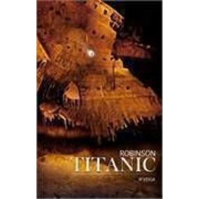 Livro Robinson Titanic João Pedro Mariz Da Veiga