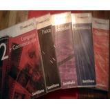 Colección 5 Libros Santillana Para Segundo Medio