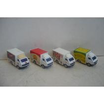 Camion De Reparto Supercarz - Camioncito De Juguete Escala